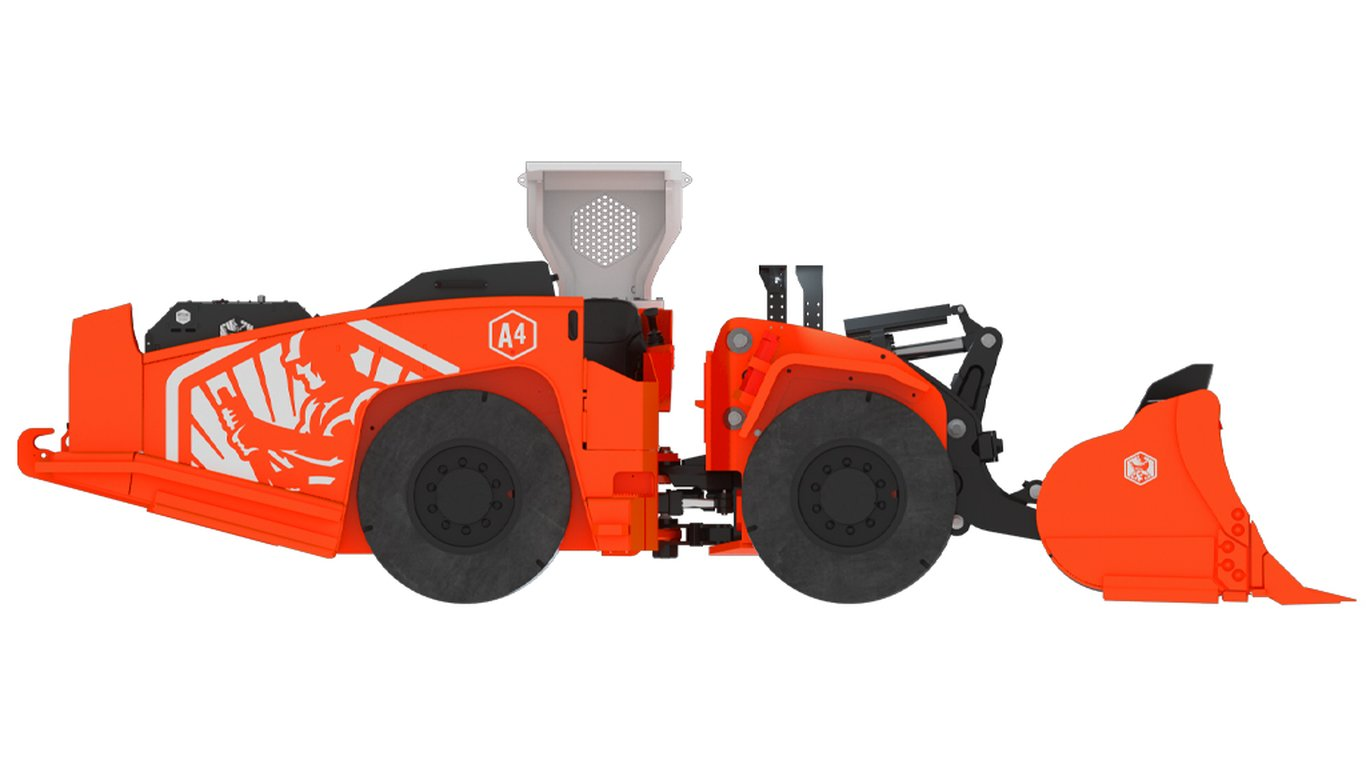 <p>In 2019, Sandvik acquired Artisan Vehicle Systems, whose fleet of battery-electric, zero emission underground vehicles include the A4, a four-tonne lithium battery-powered LHD underground mining vehicle.</p>
