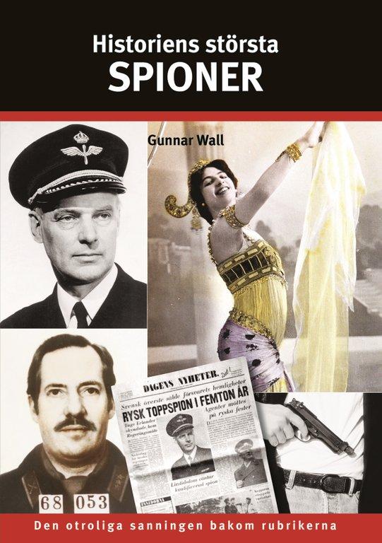 7 spännande böcker för alla spionälskare