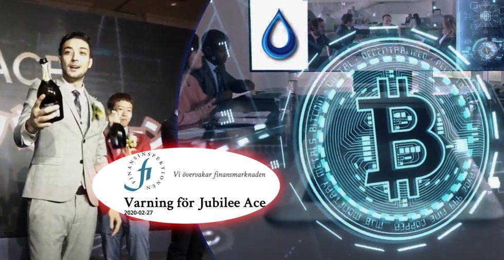 MLM-företaget Jubilee Ace senaste satsning heter