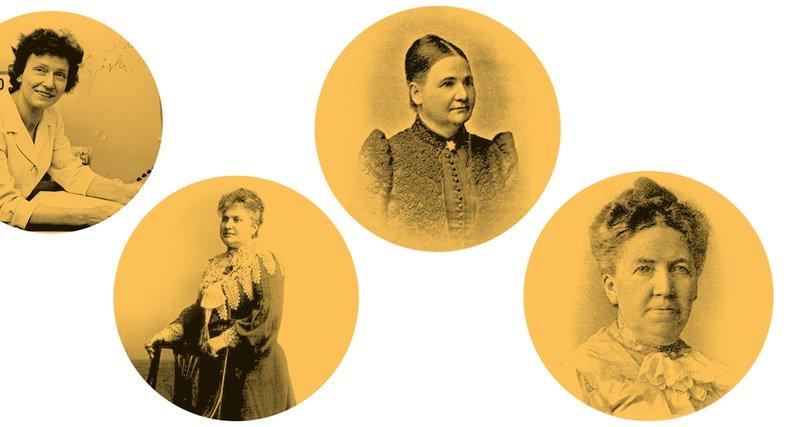 Historiens kvinnligastartupstjärnor