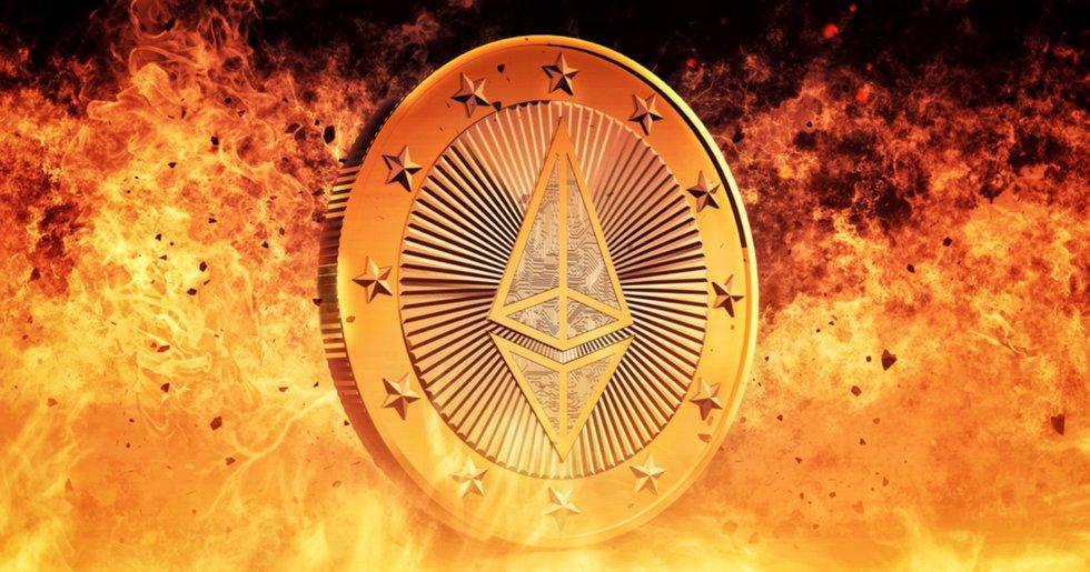 4,2 miljarder kronor i ethereum har förstörts – på mindre än en månad