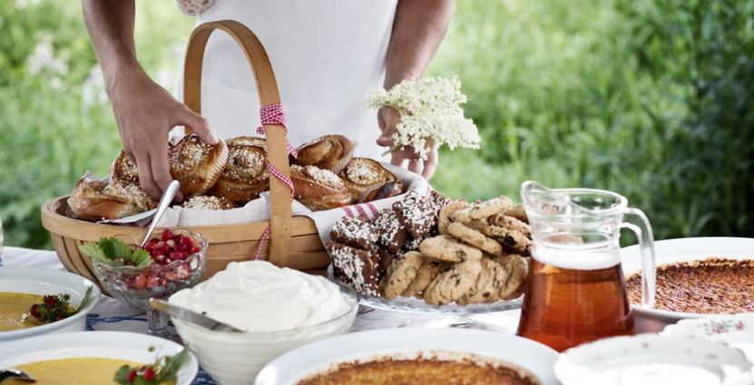 Syftet med konferensen är att ta reda på vilka måltidsupplevelser<br />  turister vill ha när de besöker Sverige. Foto: Tina Stafrén