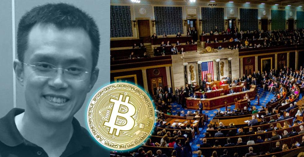 Binance vd efter USA:s räddningspaket: Bitcoins marknadsvärde kan stiga till 2 biljoner dollar