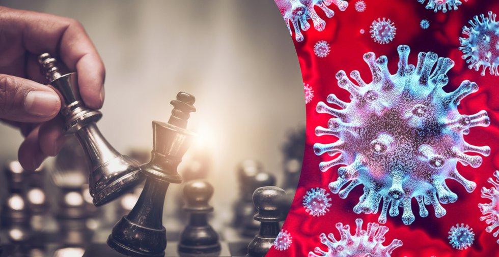 Efter coronaavbrutna turneringen – onlinefusk i schack ska stoppas med blockkedja