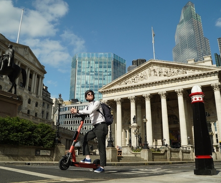 London Calling: Voi welcomes the capital's e-scooter tender, ready to create a better city for all