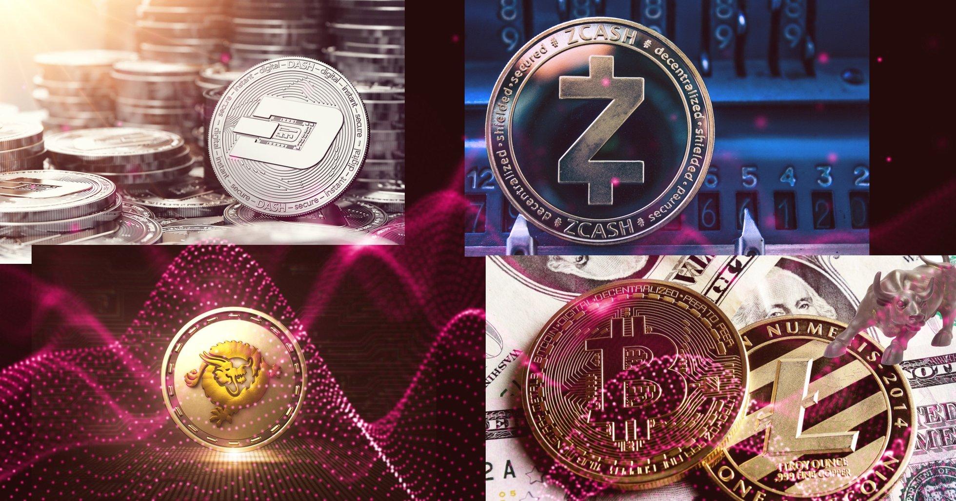 Här är kryptovalutorna som gick bäst under januari 2020