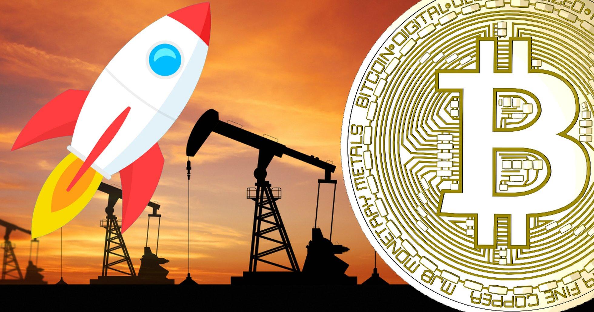 Bitcoin ökar mer i värde än Stockholmsbörsen