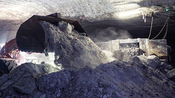 Курс на безвзрывную добычу соли