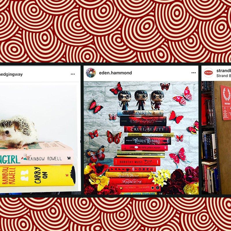 11 Instagramkonton alla bokälskare måste följa
