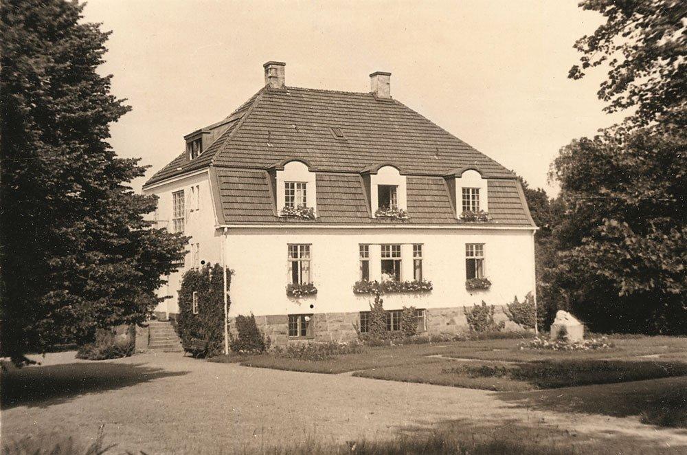 Småryds villa, 20-talet. Foto: privat