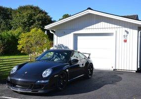 Porschen kan fås som tillval