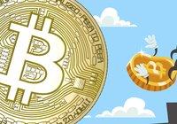 Bitcoinkursen sjunker till 10 500 dollar – analytiker spår en kraftig priskorrigering