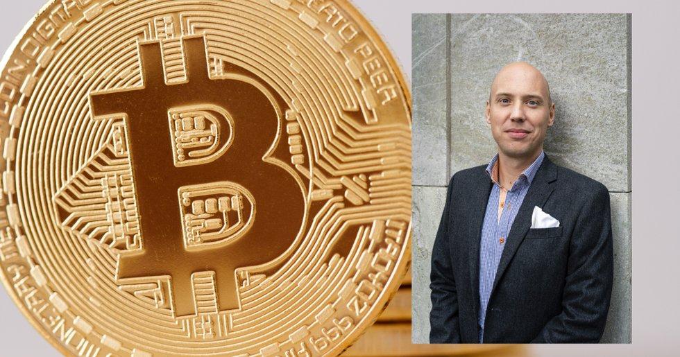 Börspodden-profilen ändrar uppfattning om kryptovalutor.