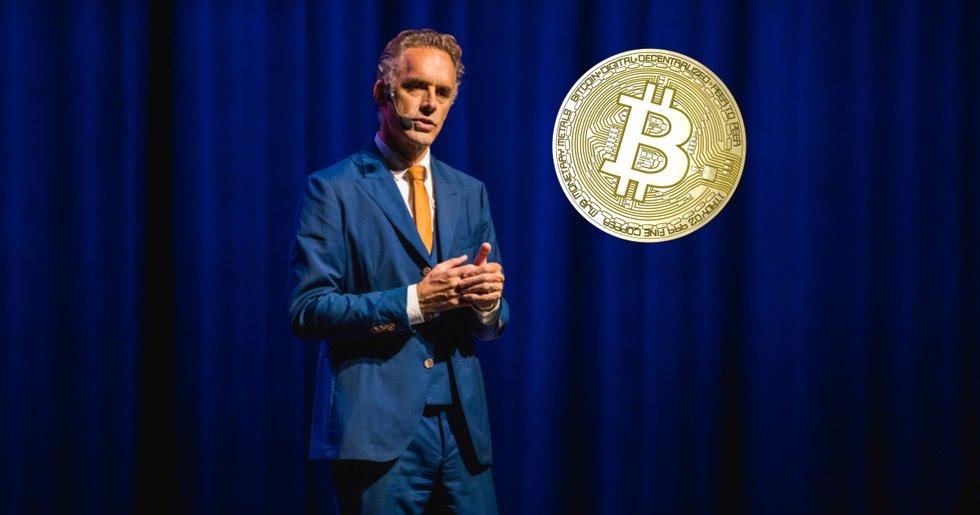 Jordan B. Peterson har gjort ett podcastavsnitt om bitcoin