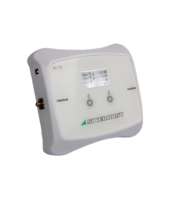 Sweboost 3G repeater
