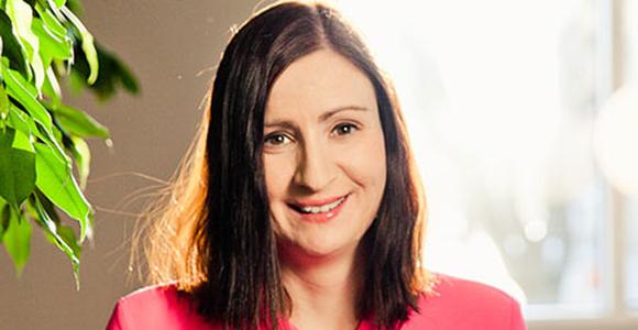 Birgitta Ohlsson – med aptit på politik