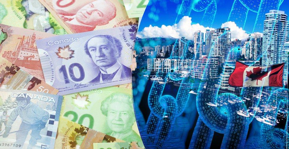 Efter Kina, USA och Sverige – nu öppnar även Kanada för digital valuta
