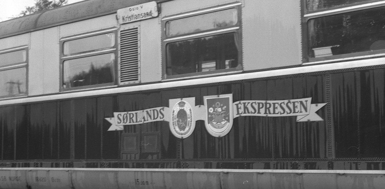 Lang tradisjon med navn på togtilbud