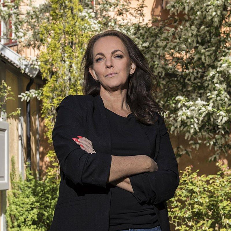 """Katarina Wennstam: """"Lusten är det viktigaste vi har"""""""