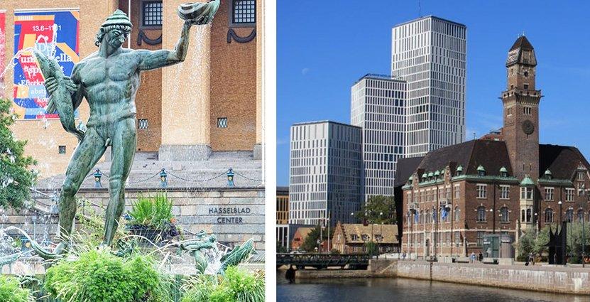 Göteborg och Malmö sällar sig till skaran kommuner som<br />  erbjuder hyresrabatter till hyresgäster i drabbade branscher. Foto: Malmö Stad/Colourbox