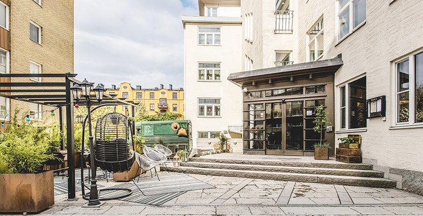 Hotell i Uppsala omvandlas till Clarion Collection FOTO: Clarion Collection Hotel Uppsala