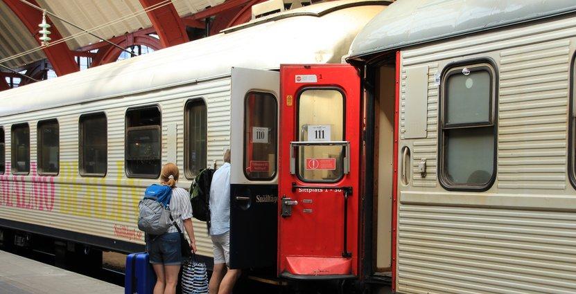 Sveriges första tågsemestermässa söker hotell och destinationer. Foto: Colourbox