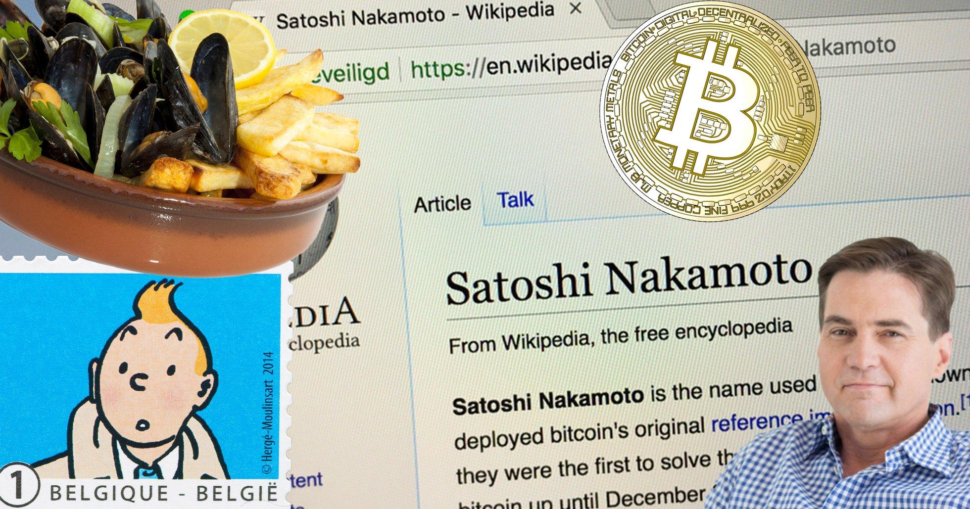 Nya vändningen i Wright-rättegången: Belgare hävdar att han är Satoshi Nakamoto