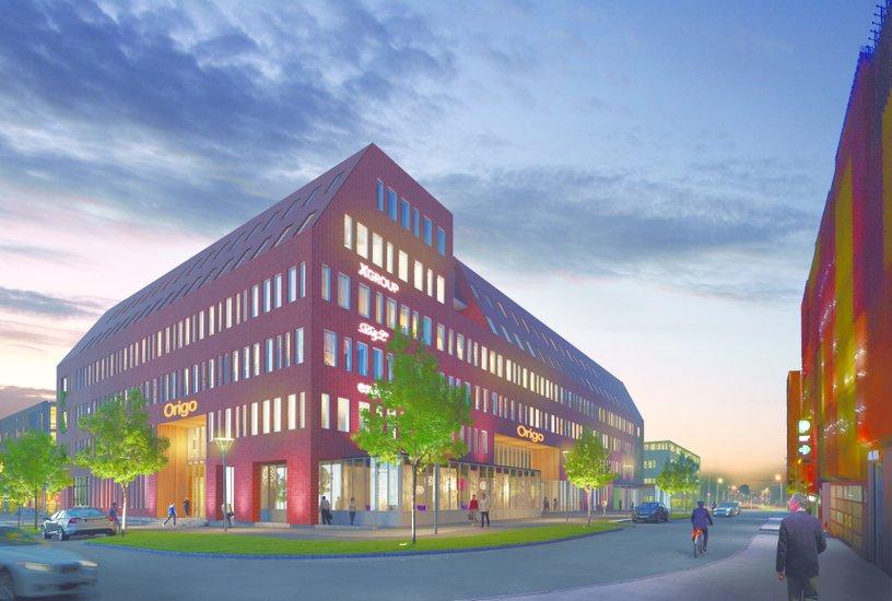 Sundprojekt säljer byggrätt i Hyllie