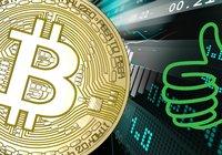 Bitcoin på plus inför helgen – priset håller sig över 10 000 dollar