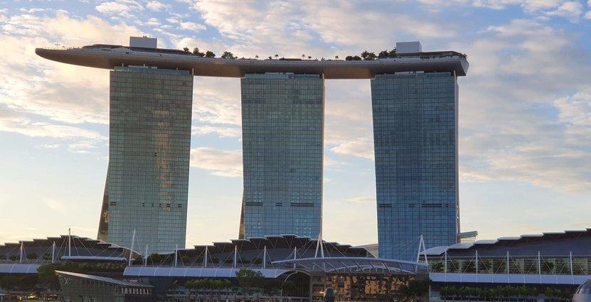 60 000 deltagare på hybrid Fintech-kongress i Singapore i december 2020 Anders Johansson