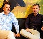 Robin är en av guldkalvarna som ska leda Arla Foods i framtiden