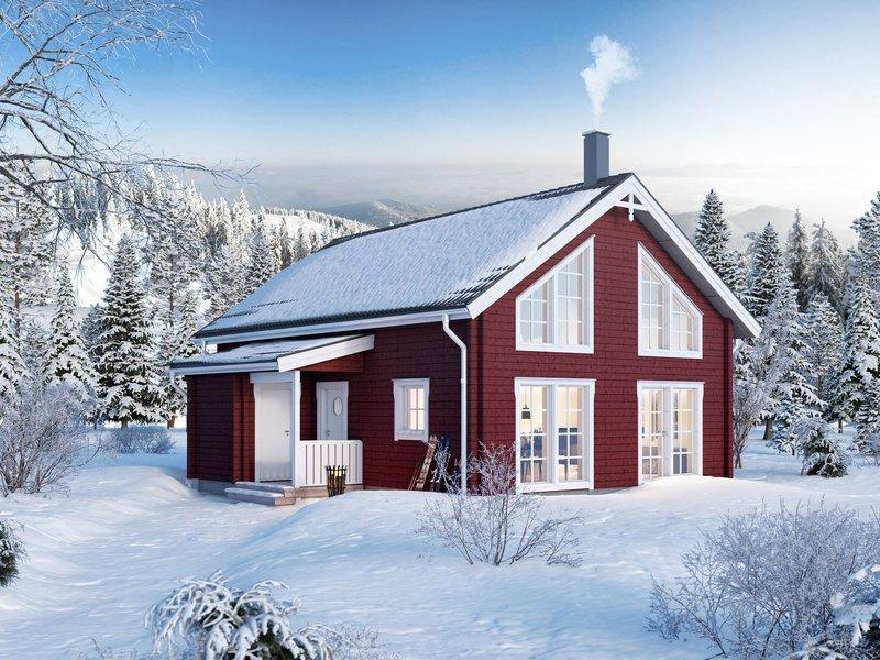 Fjällstuga Lofsdalen