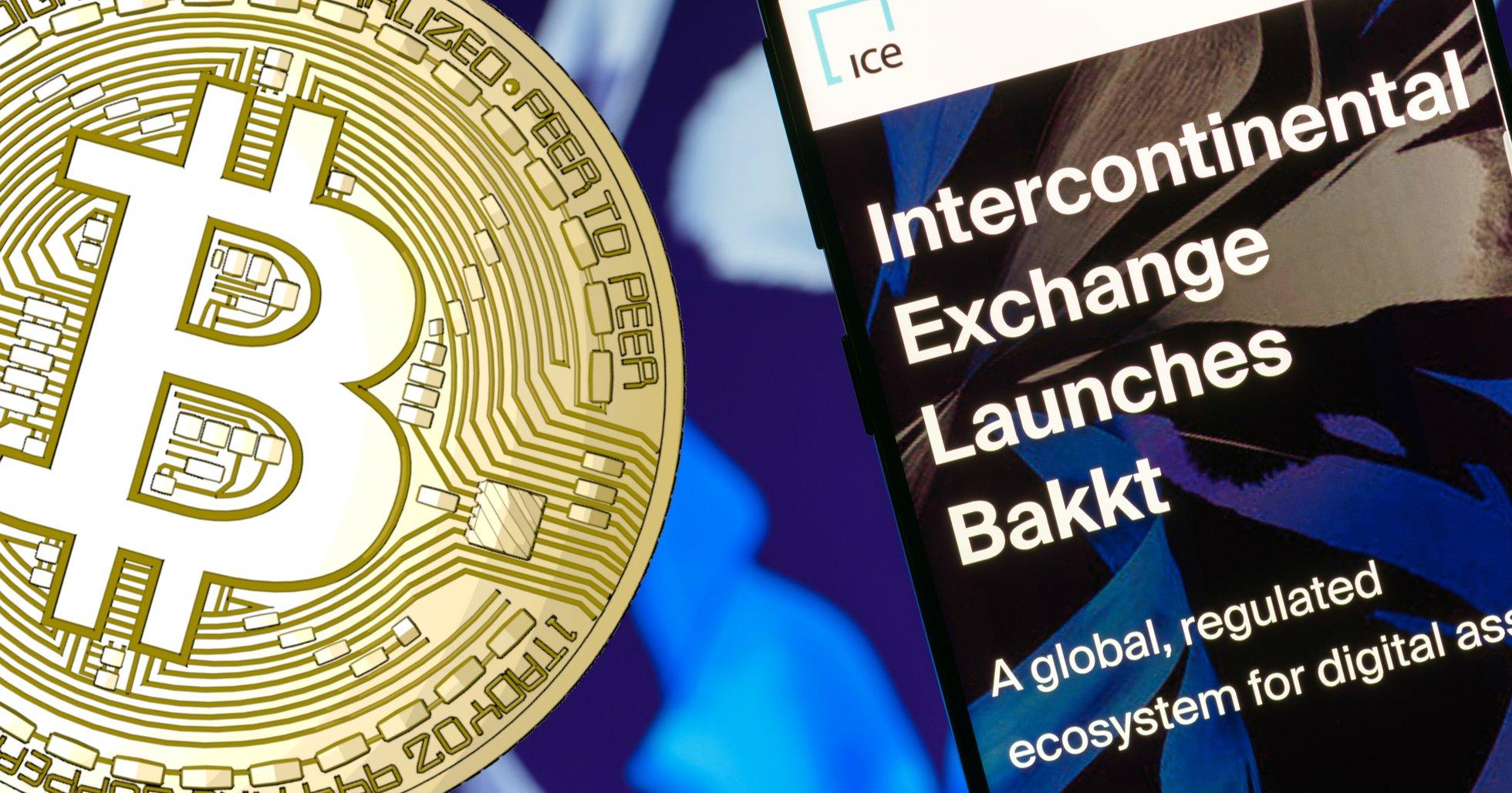 Bakkts plattform för terminskontrakt är lanserad – 26 bitcoin har handlats hittills.