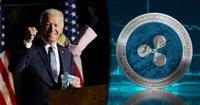 Efter Joe Bidens valvinst – nu kan kryptojätten Ripple komma att stanna i USA