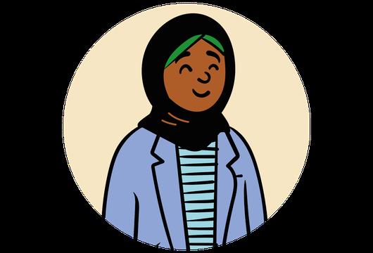 Sahra, 52 år