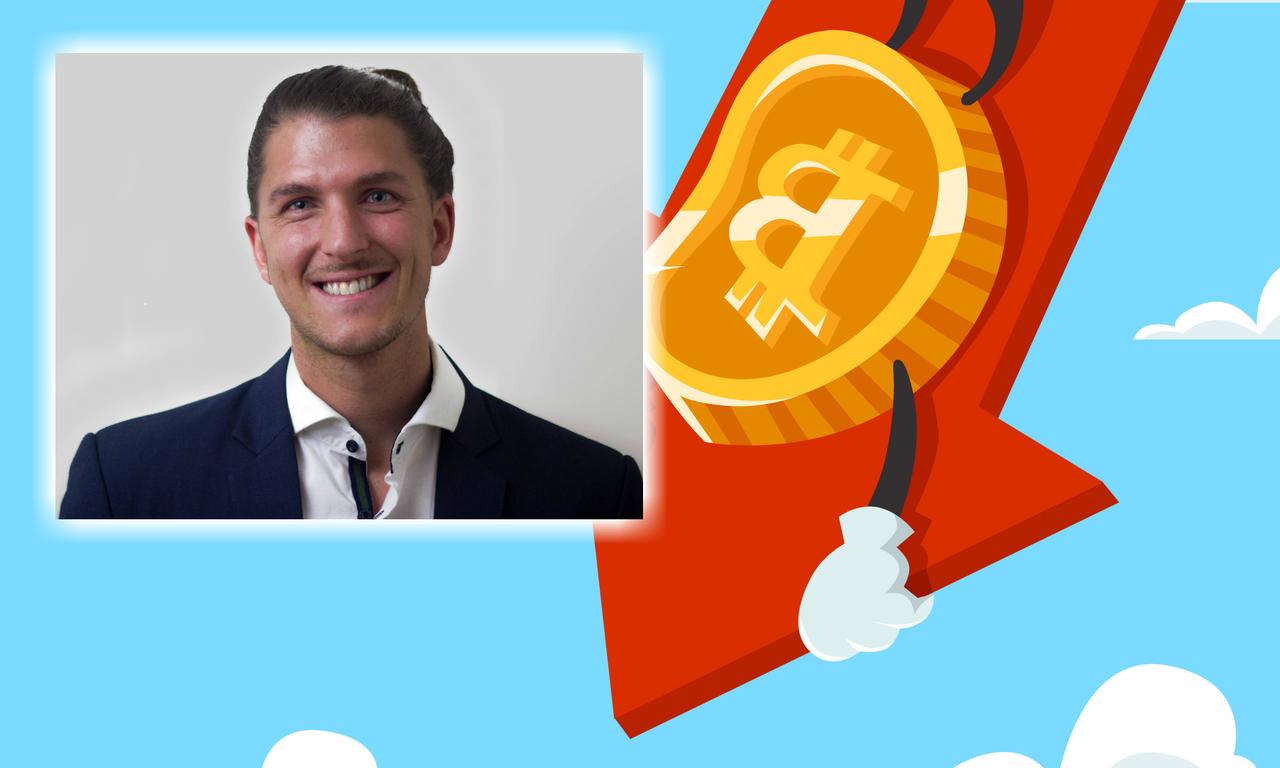 Analys: Efter rusningarna – nu visar bitcoin tecken på svaghet.