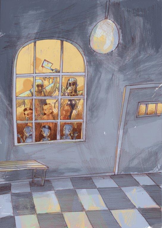 10 ögonblick i barnböcker som ger men för livet