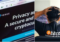 Daily crypto: Markets going down and hacker attack against Verge