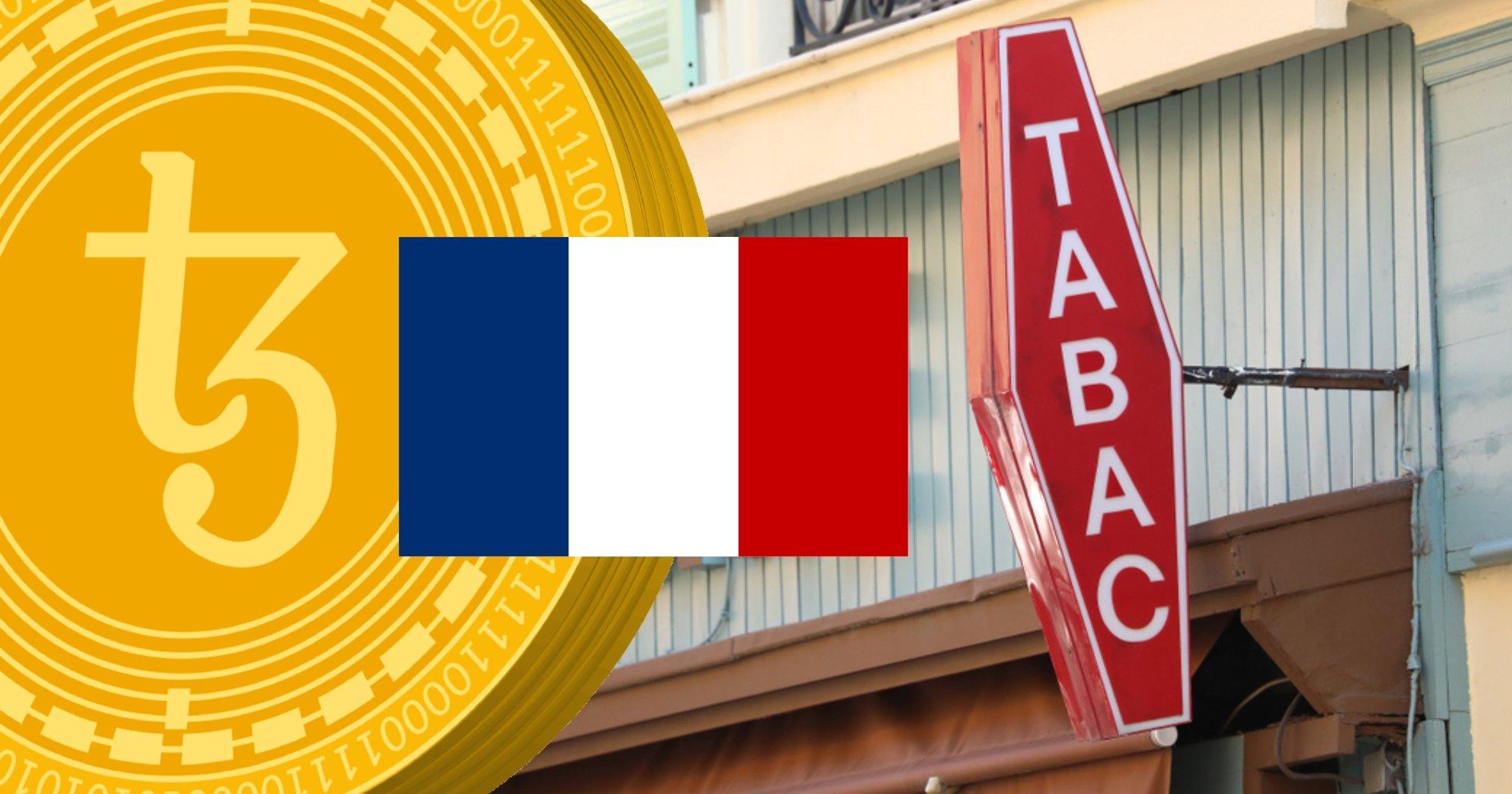 Nu kan du köpa kryptovalutan tezos i 10 000 franska affärer