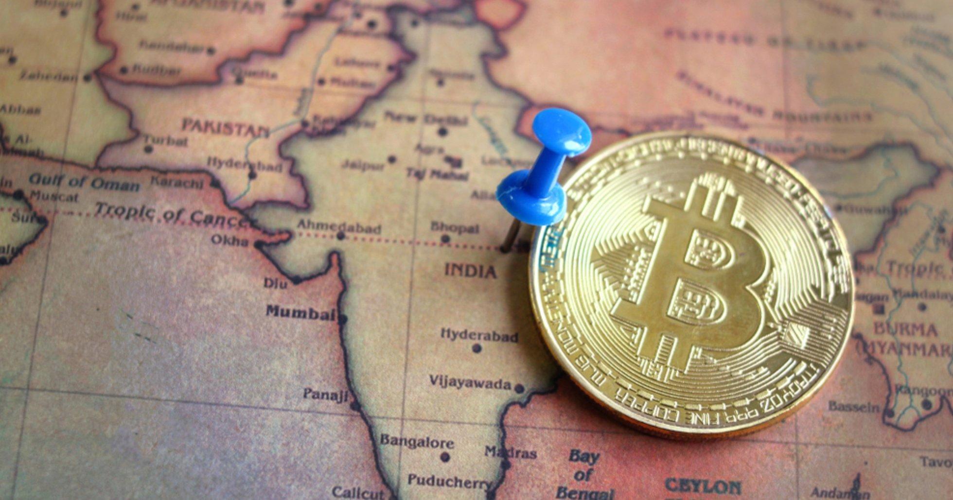 Ordföranden för Indiens finansinspektion hyllar blockkedjor