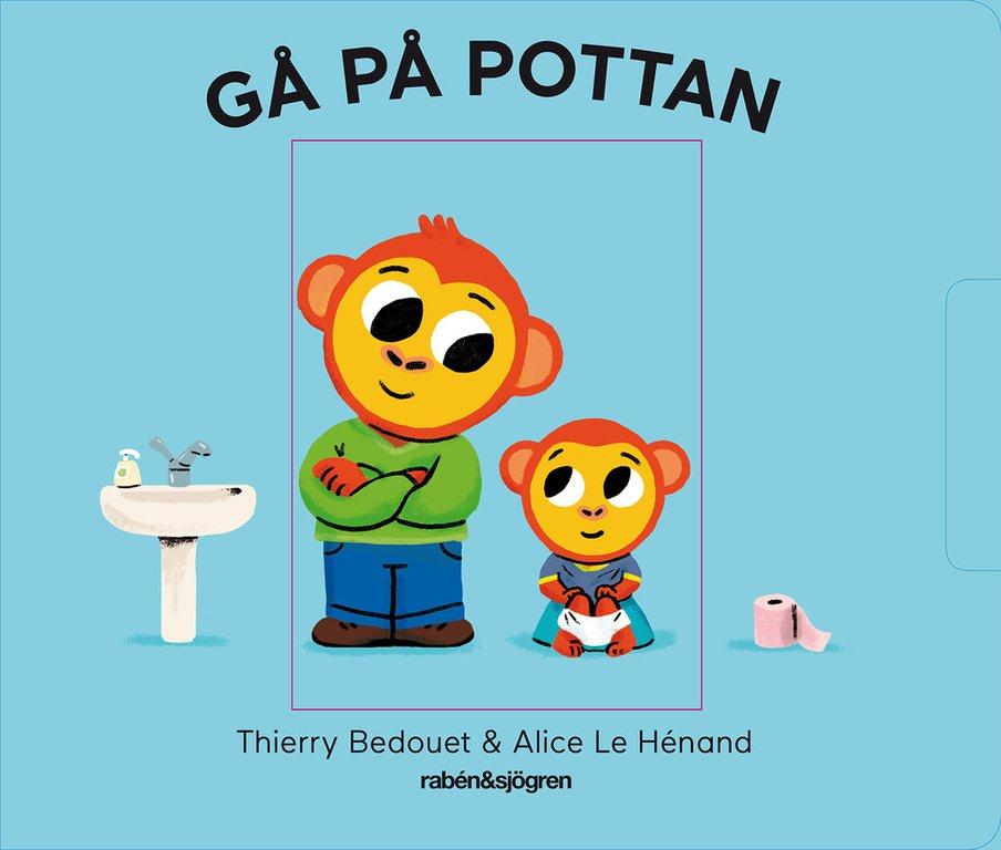 9 böcker om att gå på pottan