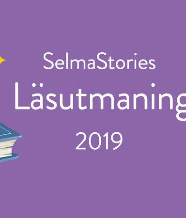 Anta SelmaStories roliga läsutmaning 2019