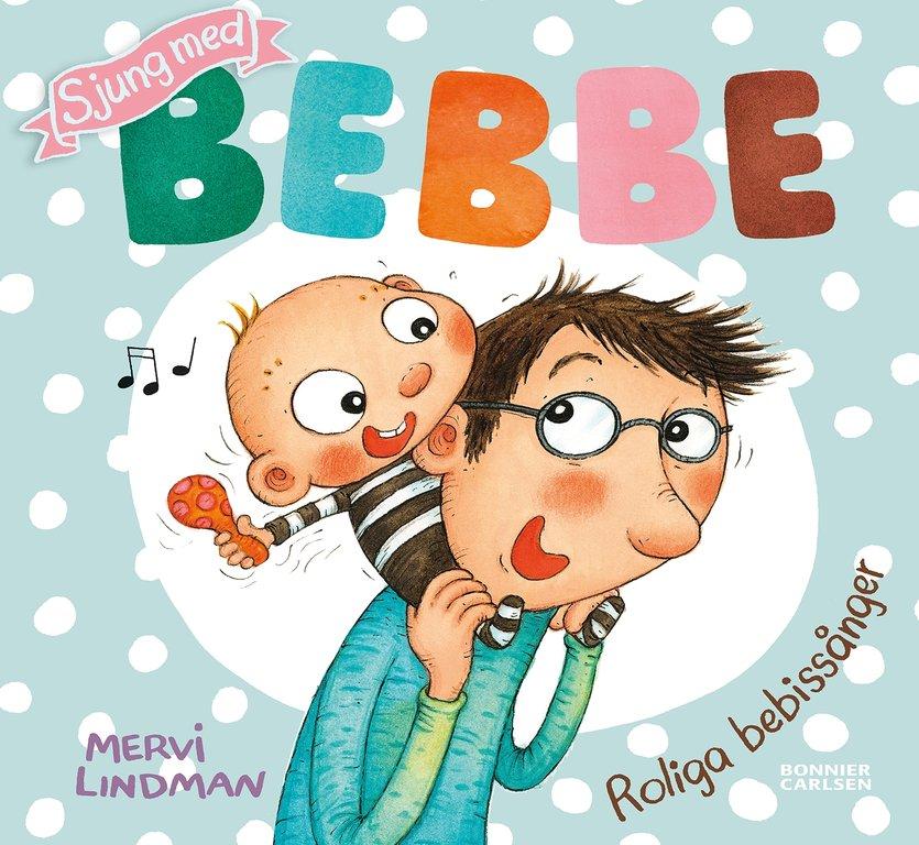 """Bebbeböckerna är """"miniterapi"""" för trötta småbarnsföräldrar"""