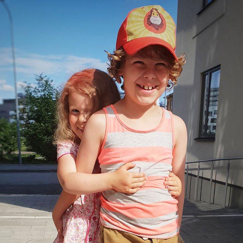 """Kajjan Andersson om att läsa med ett autistiskt barn: """"Spara pekböckerna!"""""""