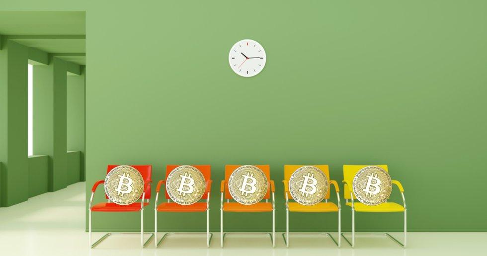 Bitcoinnätverket når 125 000 transaktioner i