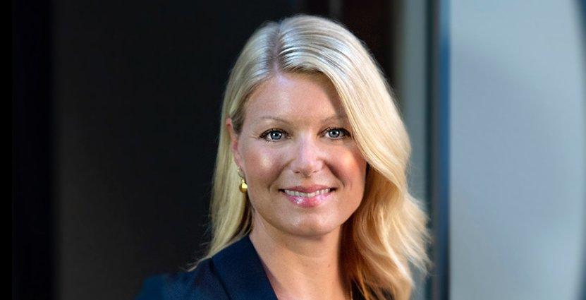 Sabina Eriksson är ny vd för Pulsen Konferens och Restaurang Astern. Foto: Anna Sigge