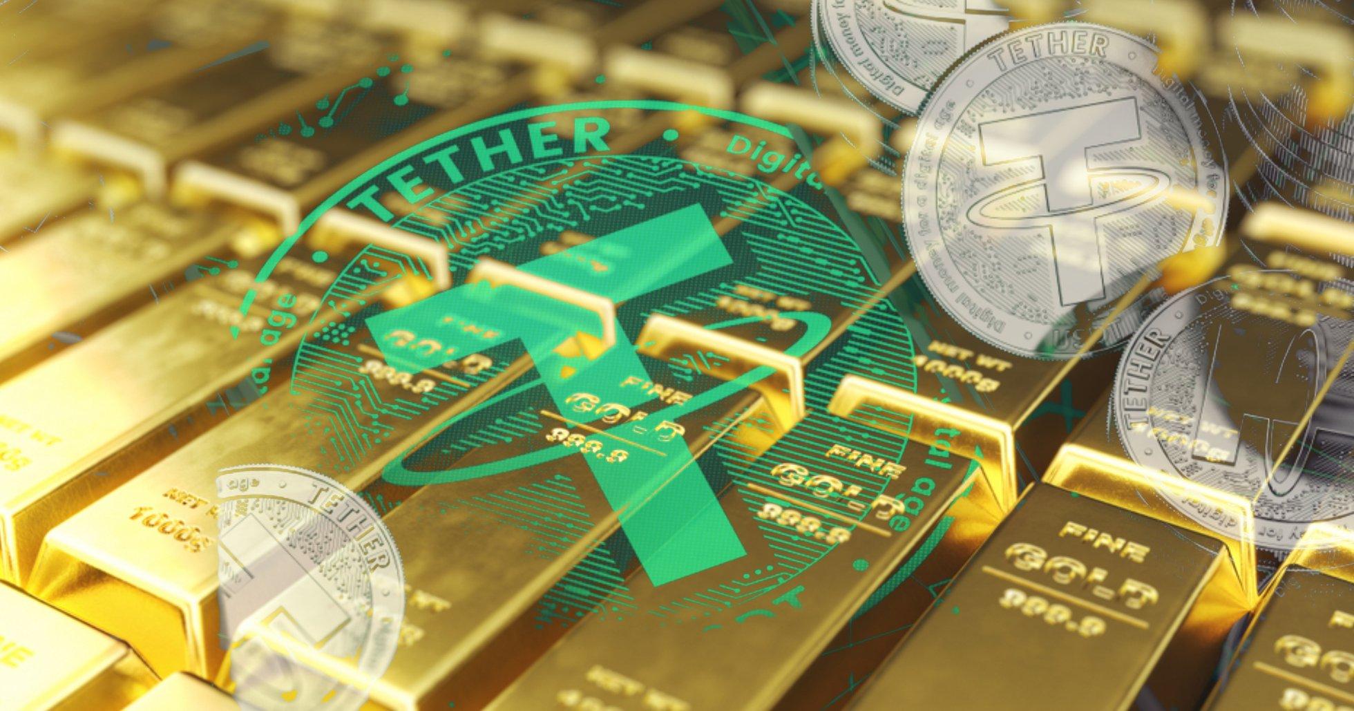 Tether lanserar nytt stablecoin – knutet till guld