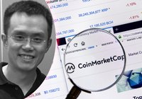 Binances vd twittrar om Coinmarketcap – möts av kritik om partiskhet