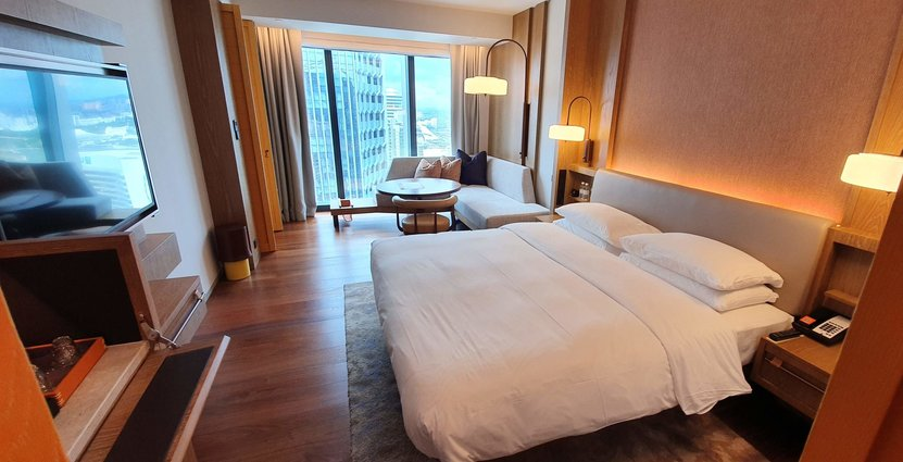 Nio av tio hotellrum står tomma, visar nya siffror från Visita och Benchmarking Alliance.