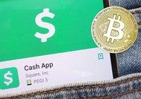 En majoritet av hajpade Cash Apps omsättning kommer från bitcoin